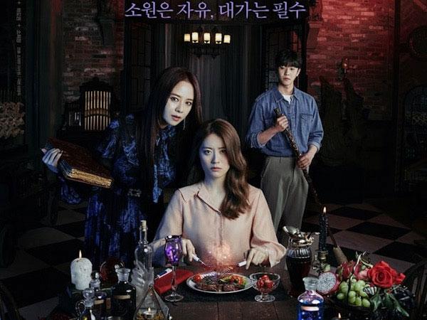 Penulis Bocorkan Cerita Drama The Witch Diner Jika Lanjut Musim Kedua