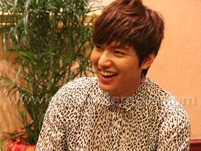 Exclusive Interview Dreamers Radio With Lee Min Ho