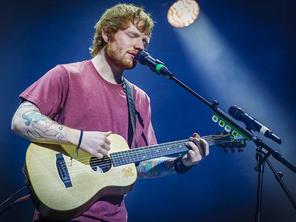 Lelah Bermusik, Ed Sheeran Putuskan akan Hiatus Mulai Januari 2016