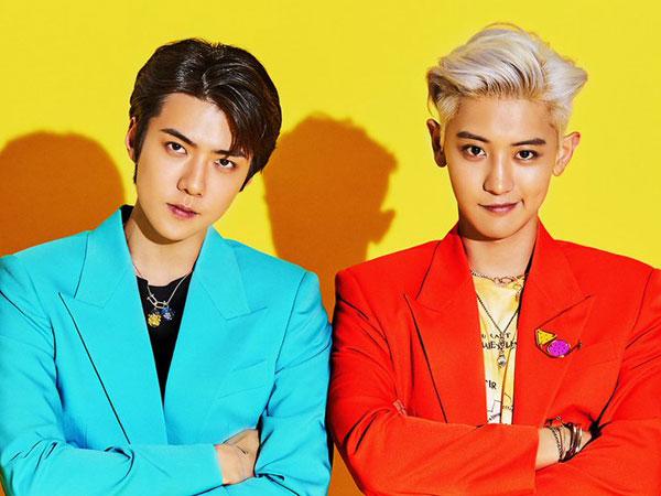 Buktikan Popularitas, Siaran Langsung EXO-SC Catat Rekor Baru di Weibo