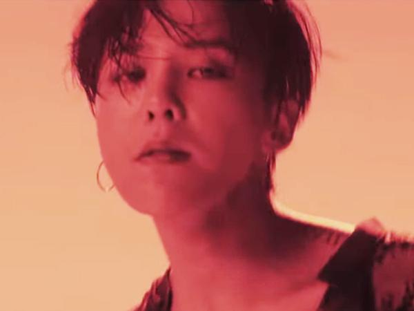 Daebak, G-Dragon Tuntaskan Syuting MV 'Untitled, 2014' Hanya Kurang dari 1 Jam!