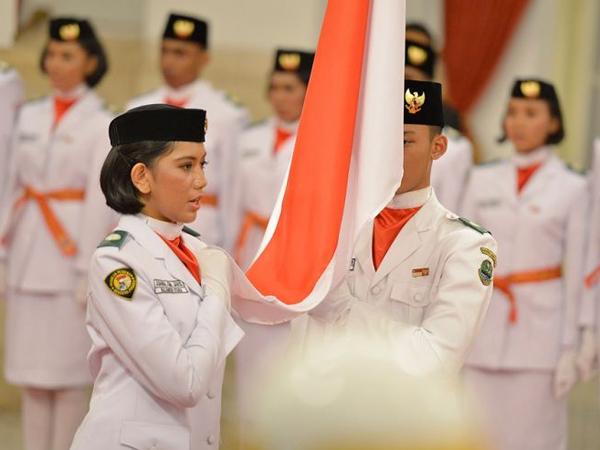 Status Warga Negara Diragukan, Calon Paskibraka Ini Batal Mengibarkan Merah Putih di Istana