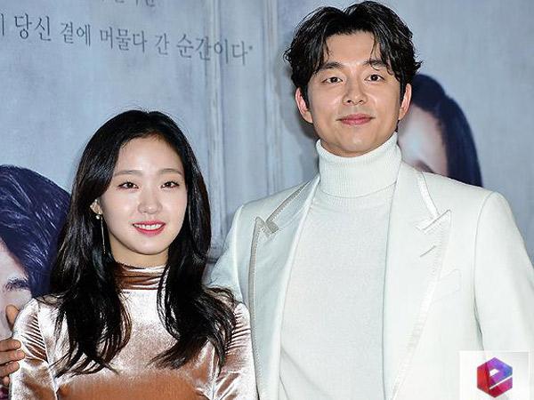 Masih Kompak, Gong Yoo dan Kim Go Eun Sukses Pertahankan Posisi Puncak Survei Ini!