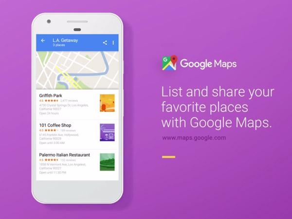 Tak Sekadar Petunjuk Arah, Google Maps Kini Seperti Media Sosial