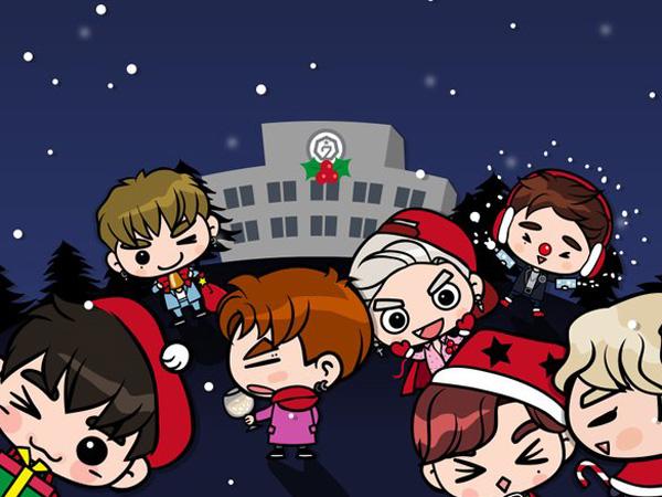 Susul EXO dan TaeTiSeo, GOT7 Juga akan Rilis Album Spesial Musim Dingin!