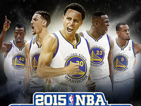 40 Tahun Puasa Gelar, Golden State Warriors Akhirnya Juara NBA 2015!