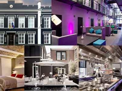Belanda Sulap Penjara Seram Jadi Hotel Mewah