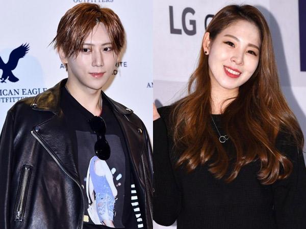 Jang Hyunseung Dikonfirmasi Pacari Atlit Cantik Ini!