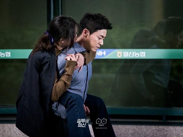 Adegan 'Panas' Jo Jung Suk dan Gong Hyo Jin di 'Incarnation of Envy' Ini Catat Rating Tertinggi!