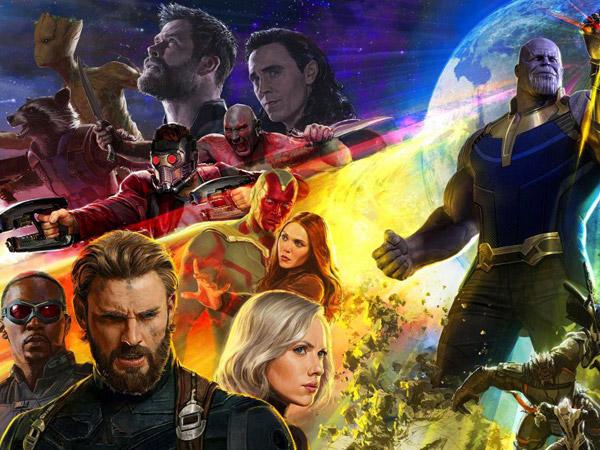 Sederet Super Hero 'Avengers 3' yang Bikin 'Baper' Karena Diprediksi Tewas