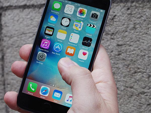 Sakit Hati Diputuskan, Pria Ini Balas dengan Goresan Pesan di 9 Layar iPhone 6s!