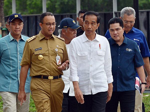 Sosok Di Balik Asian Games 2018 Ini Disebut Akan Jadi Ketua Kampanye Nasional Jokowi Selesai Closing Ceremony