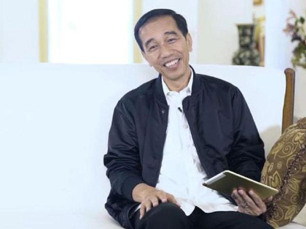 Ditanya Soal Hokage dan Naruto, Ini Jawaban Presiden Jokowi di #JokowiMenjawab