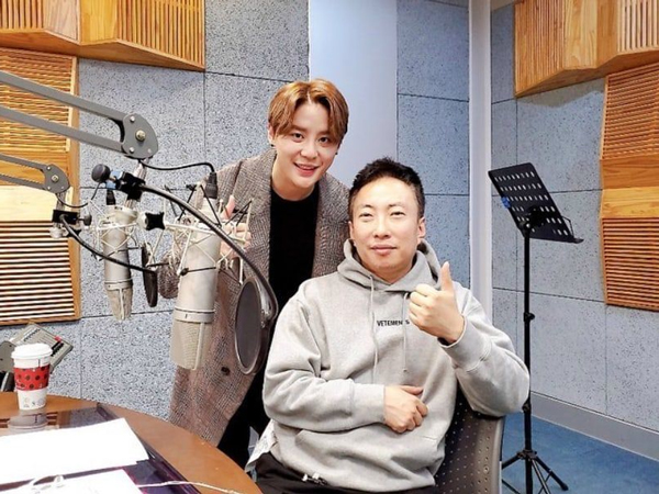 Usai 10 Tahun, Junsu JYJ Akhirnya Jadi Bintang Tamu Program Radio di Korea