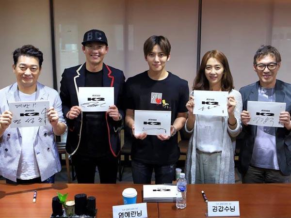 Rilis Video Teaser Perdana, Drama 'K2' Tunjukkan Gambaran Tiga Karakter Utamanya