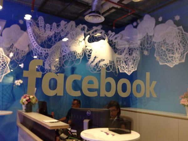 Mengintip Kantor Facebook Indonesia di Jakarta yang Nusantara Banget