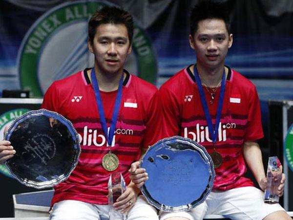 Selamat, Ganda Putra Indonesia Juara All England 2017!