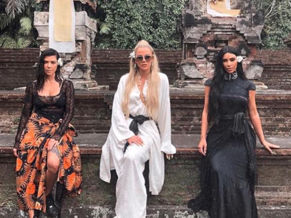 Kim Kardashian Puji Bali: Tempat yang Paling Indah dan Menenangkan di Dunia