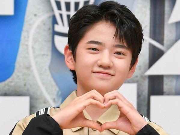 Potret Kim Kang Hoon, Aktor Cilik yang Makin Beranjak Remaja