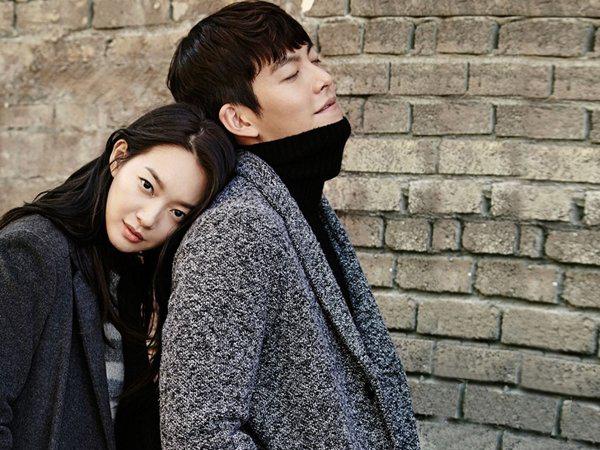 Cinta Terus Menguat Meski Shin Min Ah dan Kim Woo Bin Sama-sama Sibuk Syuting