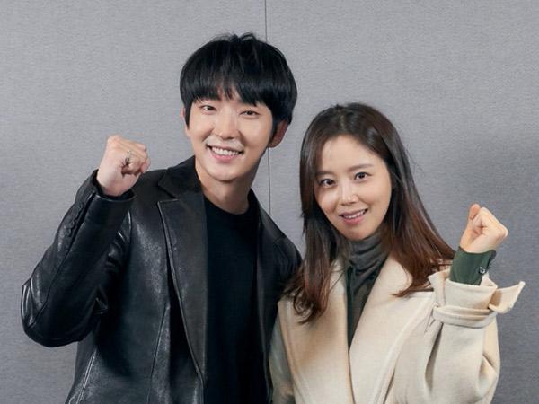 Kata Lee Jun Ki dan Moon Chae Won Soal Perannya Sebagai Suami Istri di Drama Baru