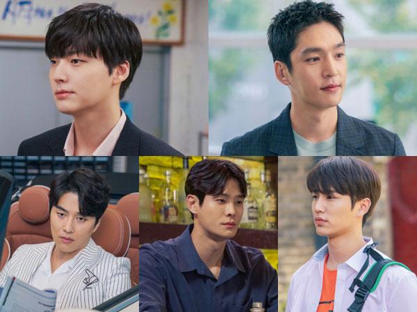 Kenalan dengan Karakter Ahn Jae Hyun dan Pria Tampan Lainnya di Drama 'Love with Flaws'