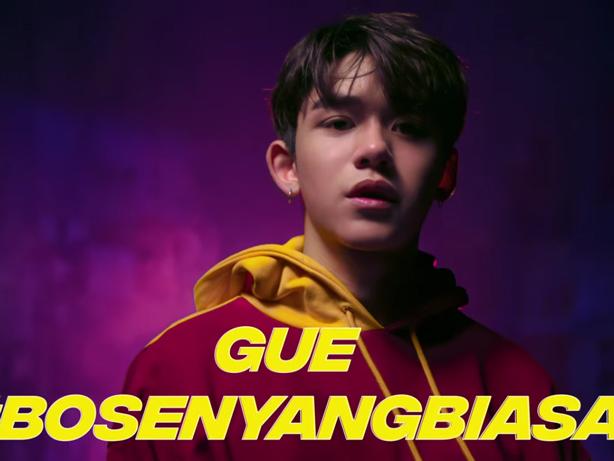 Heboh Lucas NCT Berbahasa Indonesia Saat Jadi Bintang Iklan Kopi yang Viral