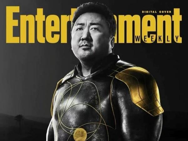 Tampilan Karakter Ma Dong Seok di Film Marvel 'The Eternals'