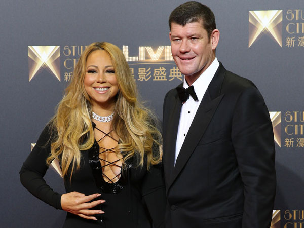 Setahun Cerai, Mariah Carey Resmi Jadi Tunangan Miliarder Australia