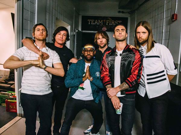 Maroon 5 akan Kembali Gelar Konser di Indonesia September 2015!