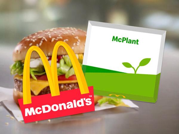 McDonald's Segera Luncurkan Menu Burger Vegetarian, McPlant