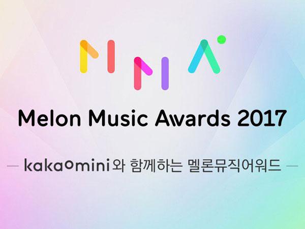 Ini Dia Daftar Pemenang Top 10 Artist MelOn Music Awards 2017!