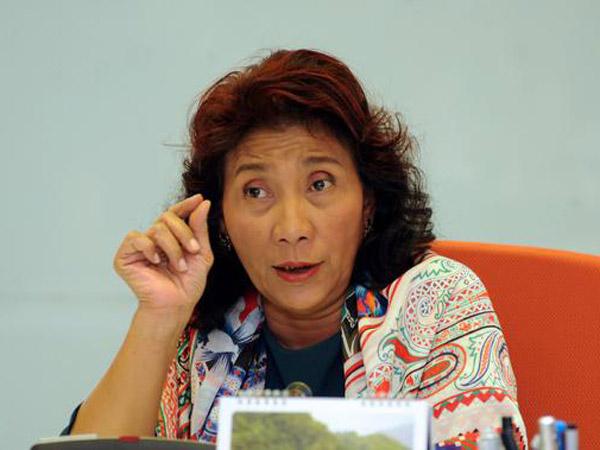 Menteri Susi Sebut Ada Wartawan Terima 'Berita Titipan' dari Pengusaha Cantrang?