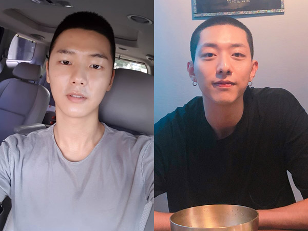 Minhyuk dan Jungshin CNBLUE Resmi Masuk Wajib Militer!