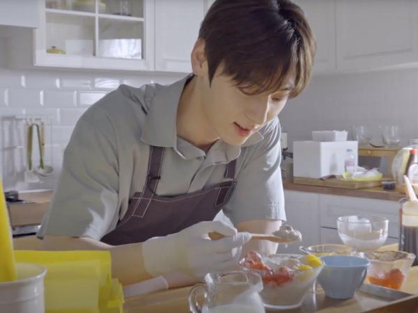 Minhyun Ungkap Kegiatan Rumah yang Dilakukan Saat Tidak Ada Jadwal
