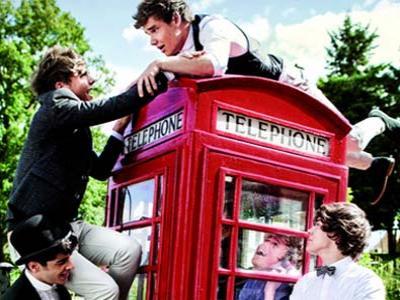 One Direction Tak Ajak Bieber dalam Album Take Me Home