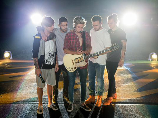 Jelang Konser di Jakarta, One Direction : Apa Kabar Indonesia?!