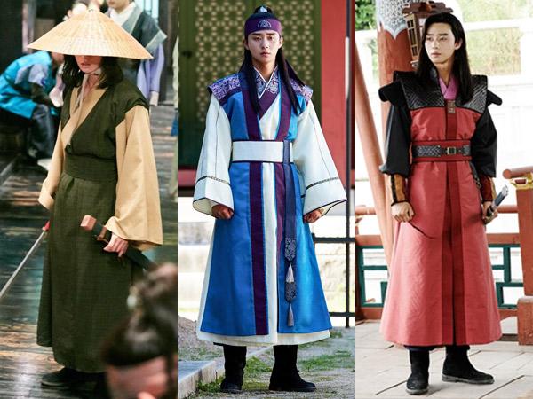 Petani Hingga Ksatria, Stylish-nya Penampilan Hanbok Park Seo Joon di Drama 'Hwarang'
