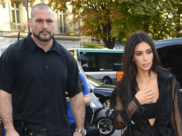 Sebelum Perampokan di Paris, Pengawal Pribadi Kim Kardashian Dinyatakan Bangkrut?