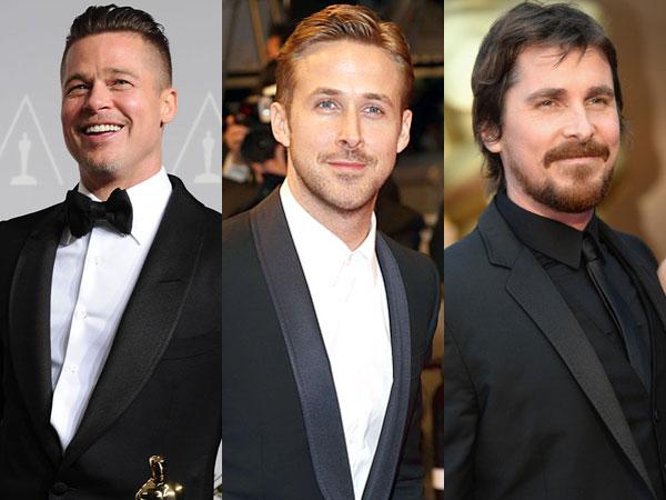 Brad Pitt, Christian Bale dan Ryan Gosling Bergabung Dalam Film Tentang Krisis Finansial?