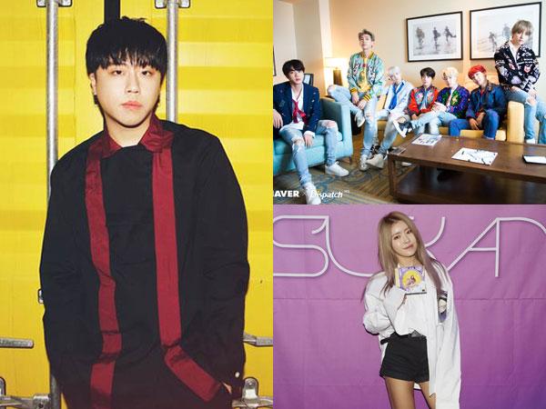 Penyanyi dan Mantan Trainee Big Hit Ini Diketahui Ikut Ciptakan Lagu-lagu BTS dan Suran