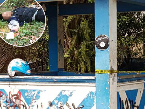 Kapolsek Tangerang Ditusuk, Barang Pelaku Tercecer Diduga Bom