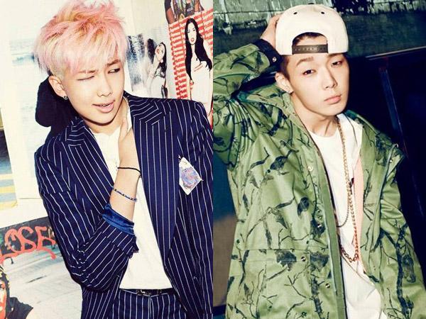Pernah Disindir Bobby iKON Lewat Rap, Ini Kata Rap Monster BTS