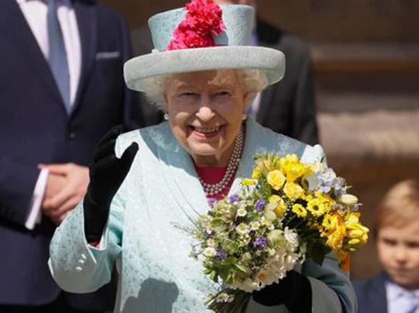 Ultah Ratu Elizabeth II ke-93, Kental dengan Suasana Paskah
