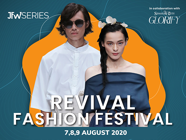 JFW Gelar Fashion Show Virtual Lewat Revival Fashion Festival