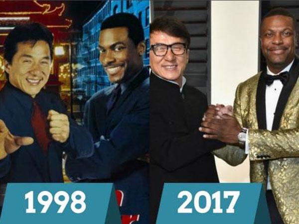 Penantian Belasan Tahun, Jackie Chan dan Chris Tucker Akan Bintangi 'Rush Hour 4'!
