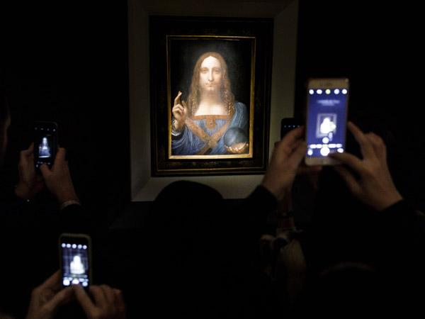 Pangeran Saudi Akhirnya Angkat Bicara Soal Pembelian Lukisan Triliunan 'Kristus' Termahal di Dunia