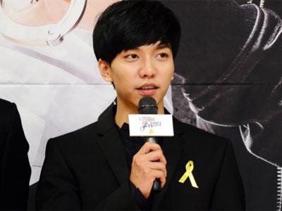 Main Drama Bersama Para Model Buat Lee Seung Gi Minder?