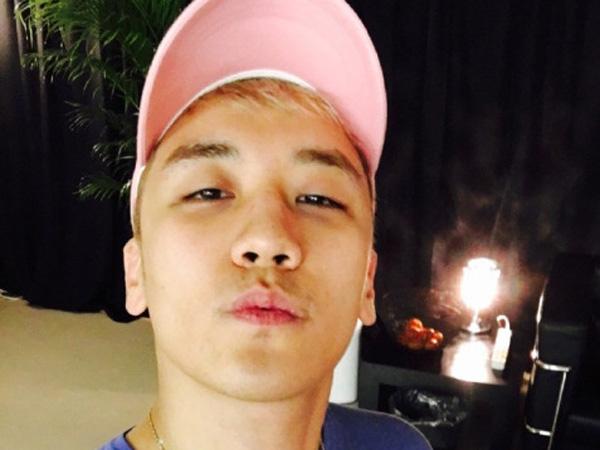 Seungri Big Bang Tertangkap Cium Wanita di Sebuah Klub Malam?