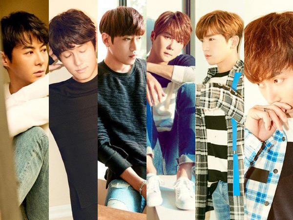 Dedikasikan Untuk Fans, Shinhwa Tampilkan Aksi Lucu Penuh Makna di MV 'Orange'
